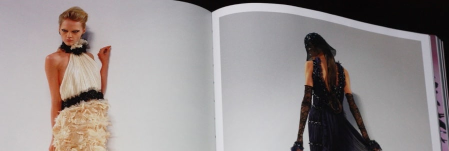 Un livre de mode