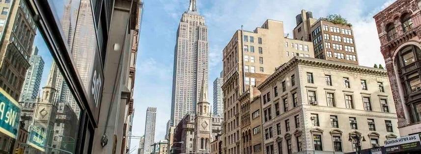 La magnifique ville de New-York