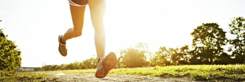 Mon jogging du dimanche