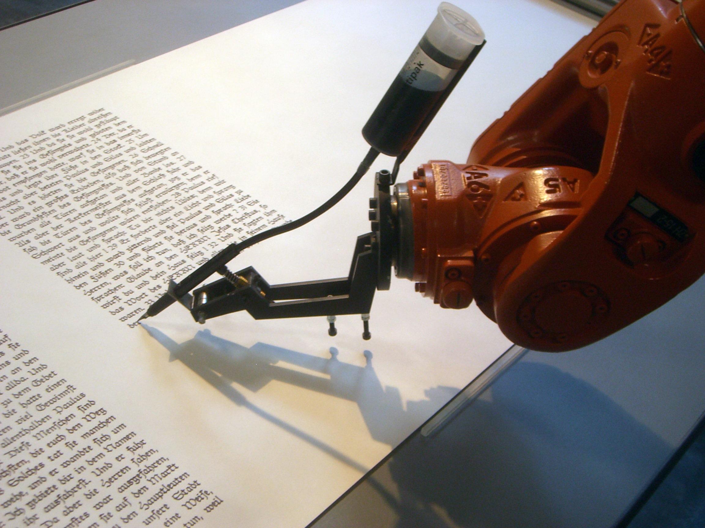 Robot français