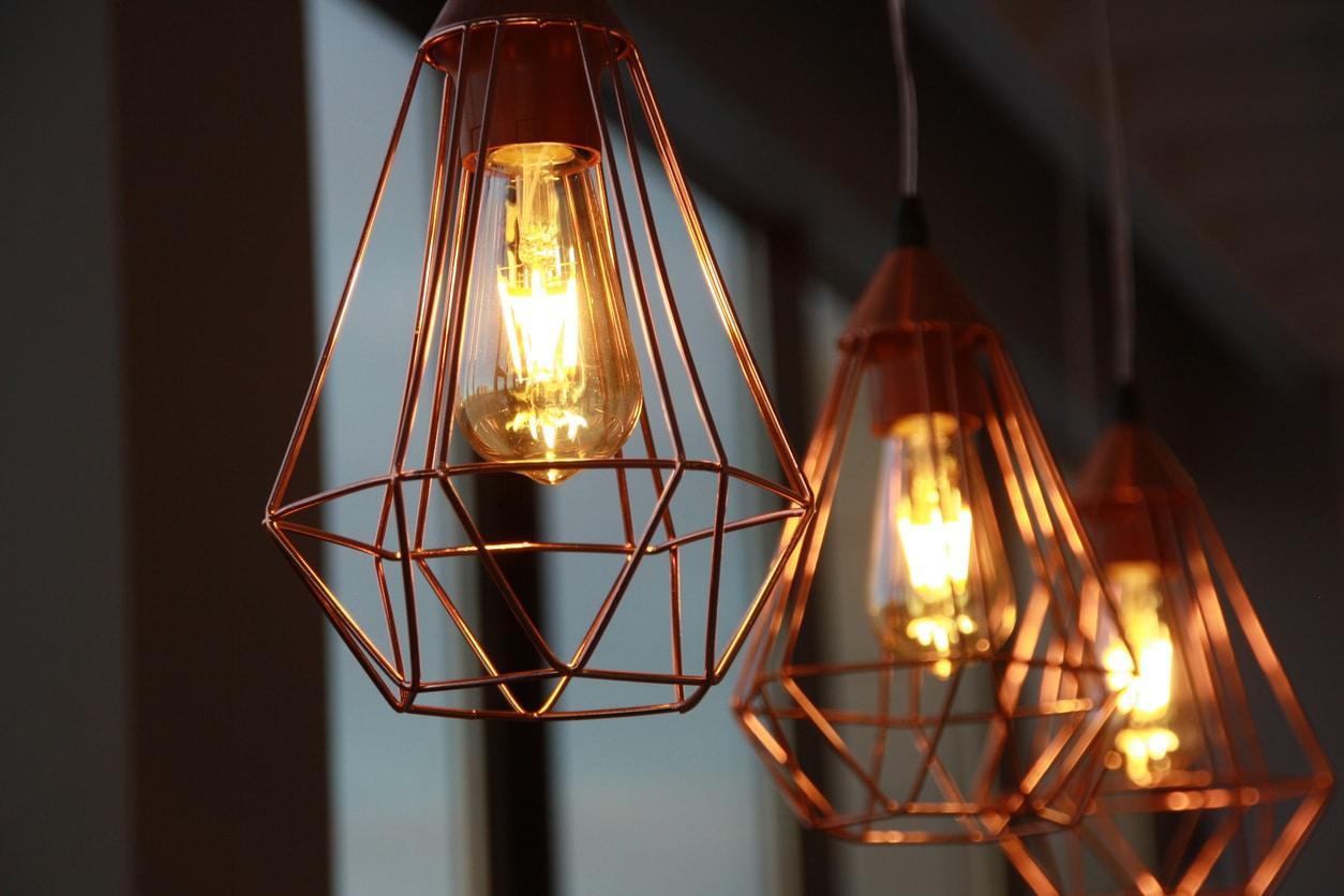 Luminaires en suspension