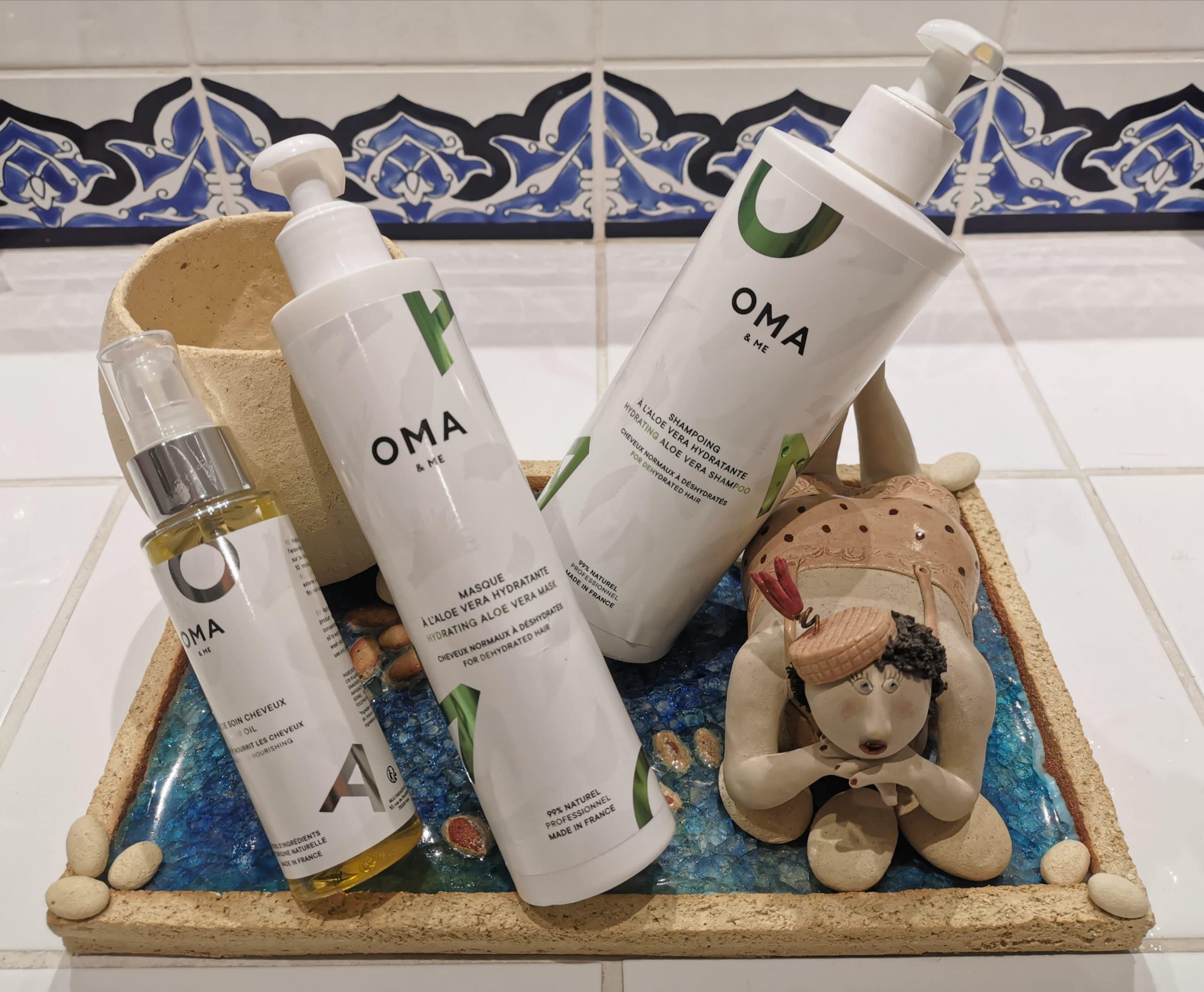 Test et avis : que vaut la gamme Aloe Vera Oma & Me ?
