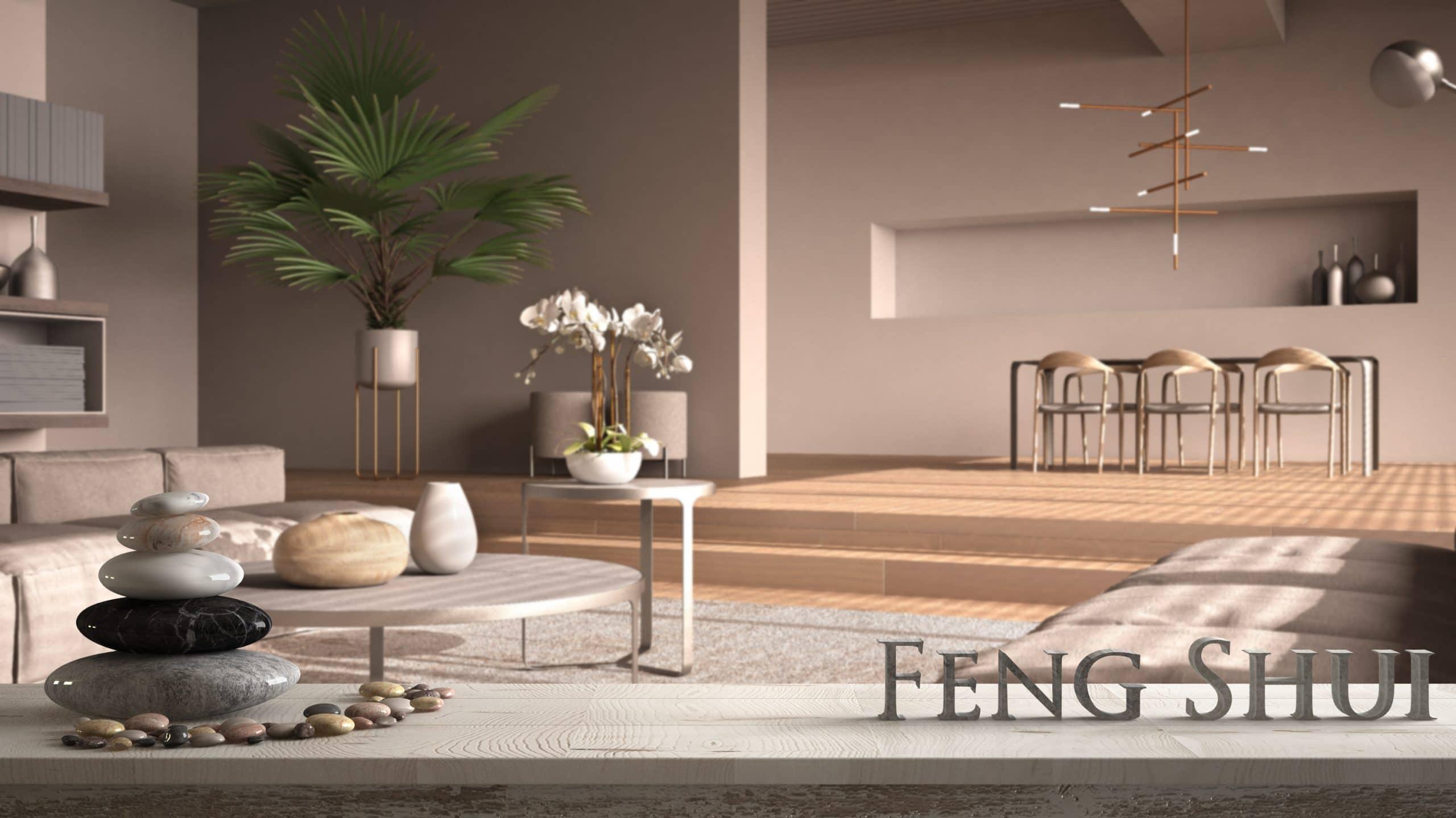Comment placer son canapé dans un salon feng shui ?