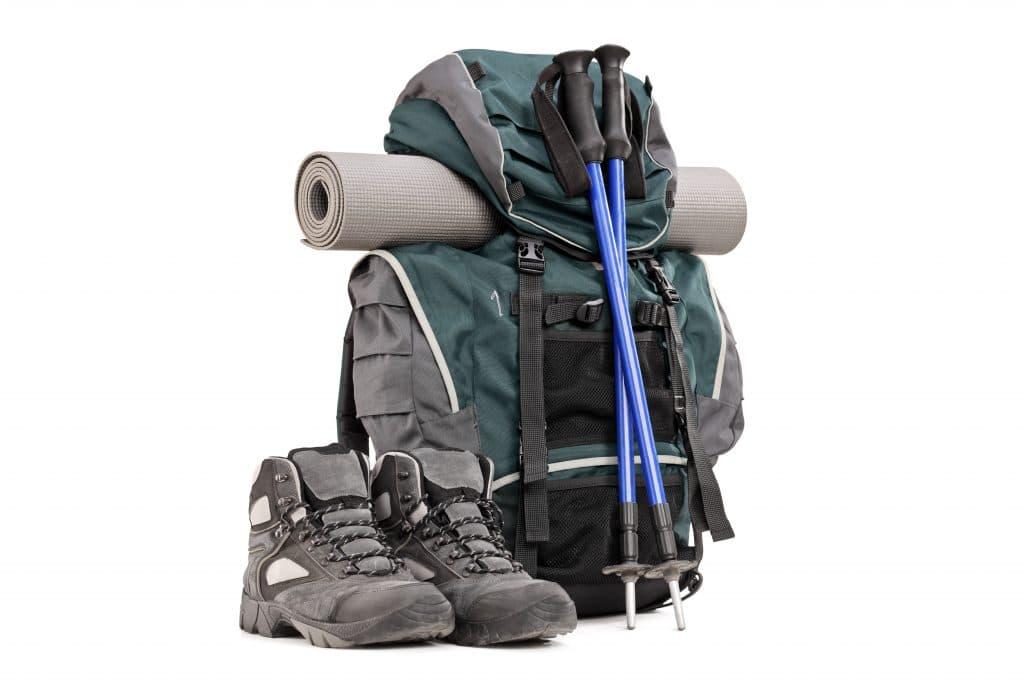 Le matériel nécessaire avant mon premier trek