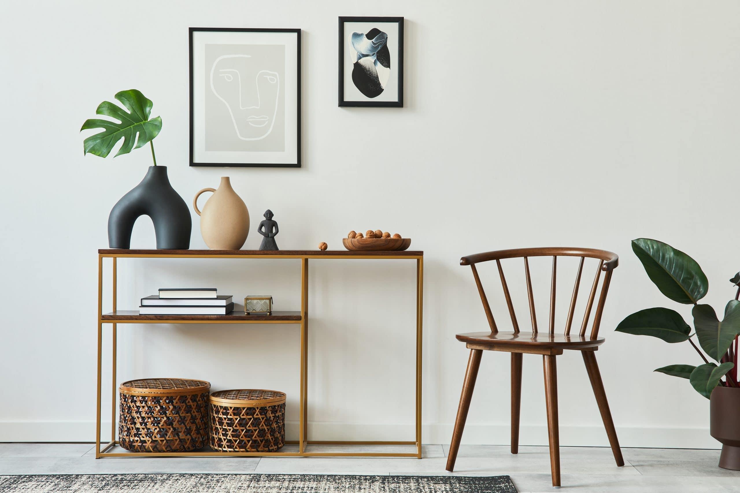 Comment décorer son meuble console ?