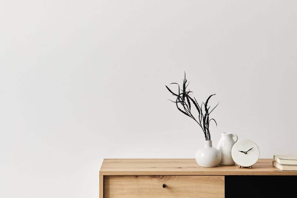 Que faut-il mettre sur son meuble console ?